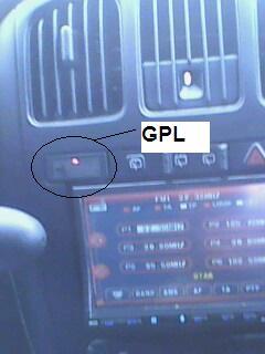 INTEGRATION COMMANDE GPL SUR TABLEAUX DE BORD Gpl10