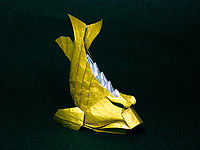 L'origami, l'art de plier du papier 200px-10