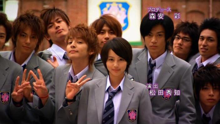 [J-DRAMA] Hanazakari no Kimitachi e Pretty10
