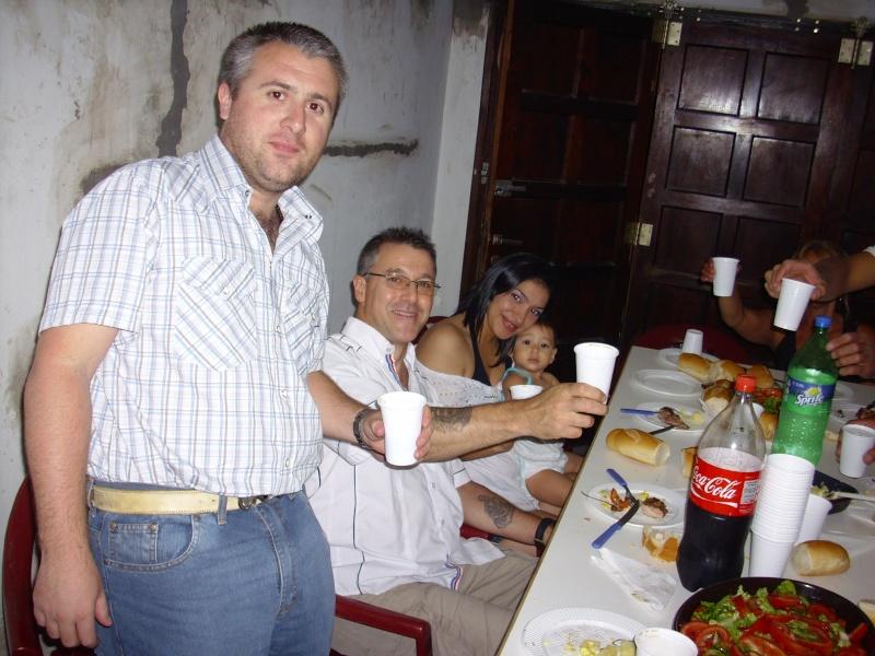 CENA DEL 30 PARA DESPEDIR EL AÑO CASA DE ALFREDO ............ Img_3024
