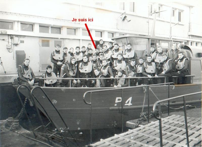 [Les écoles de spécialités] École de plongée de la Marine Cours_10