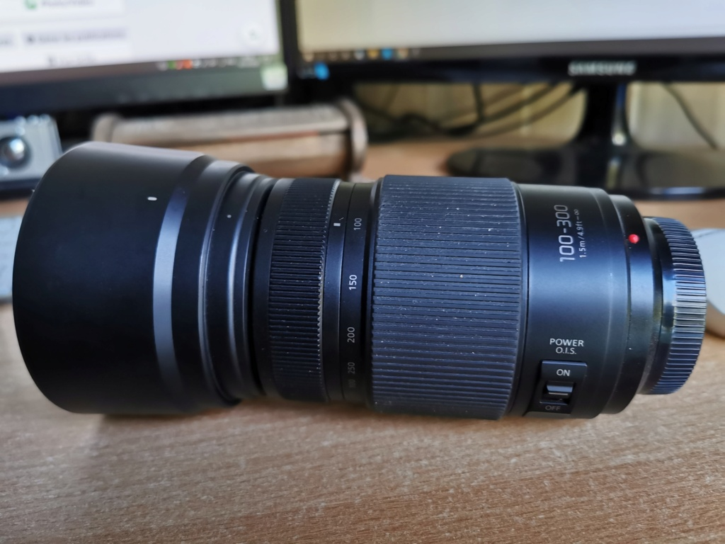 Vendu ! Zoom Panasonic 100-300 mm f/4.0-5.6 II Power OIS Img_2018