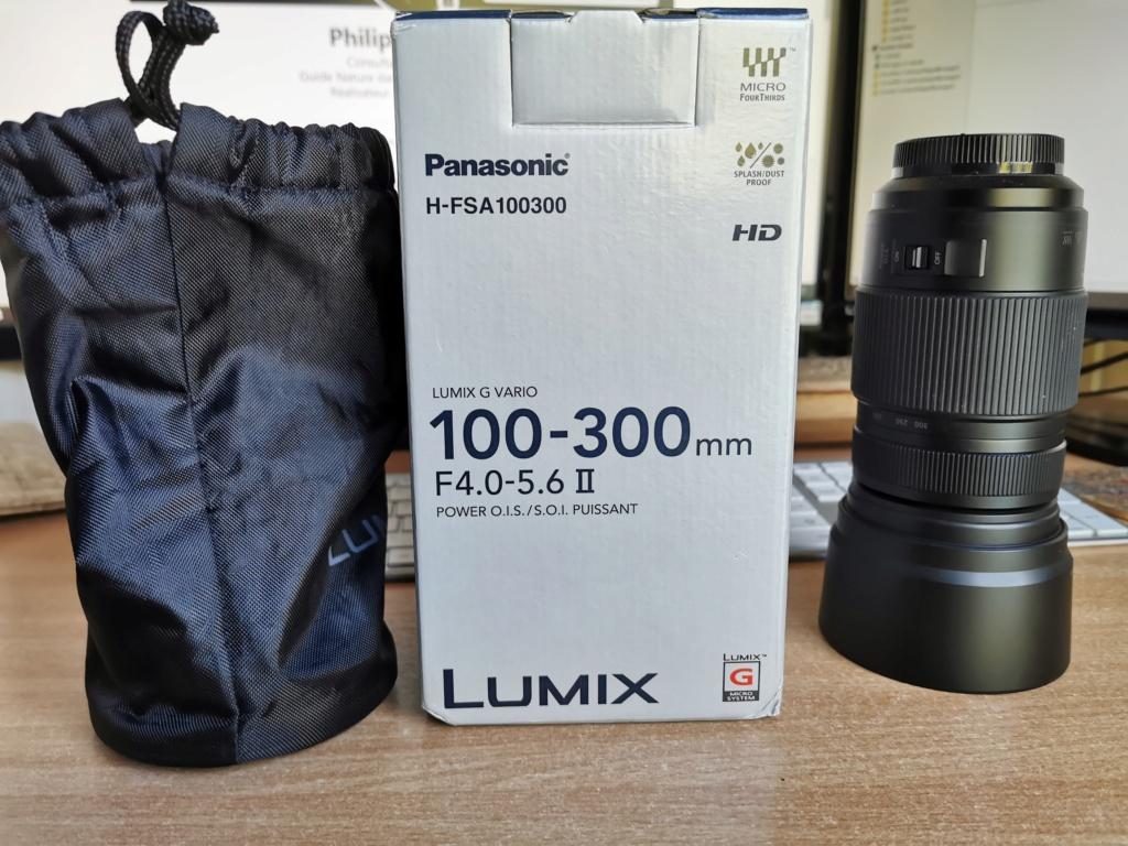 Vendu ! Zoom Panasonic 100-300 mm f/4.0-5.6 II Power OIS Img_2019
