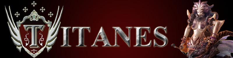 AION - Titanes
