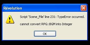 [résolu] Problème avec le script de quête Bubug11