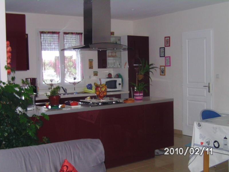 cuisine ouverte sur salon sejour. Black Bedroom Furniture Sets. Home Design Ideas