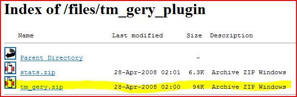 Abrir un dedicated server y ponerle TM gery Lv10