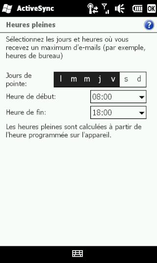 [HD2] - WM 6.5 : Problème de synchro avec Excahnge 2007... Screen19