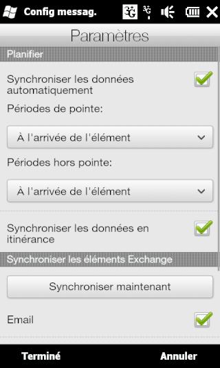 [HD2] - WM 6.5 : Problème de synchro avec Excahnge 2007... Screen22