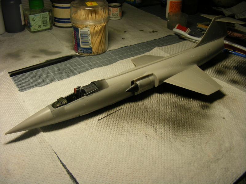 Hasegawa F-104G 1/48 Pictur13