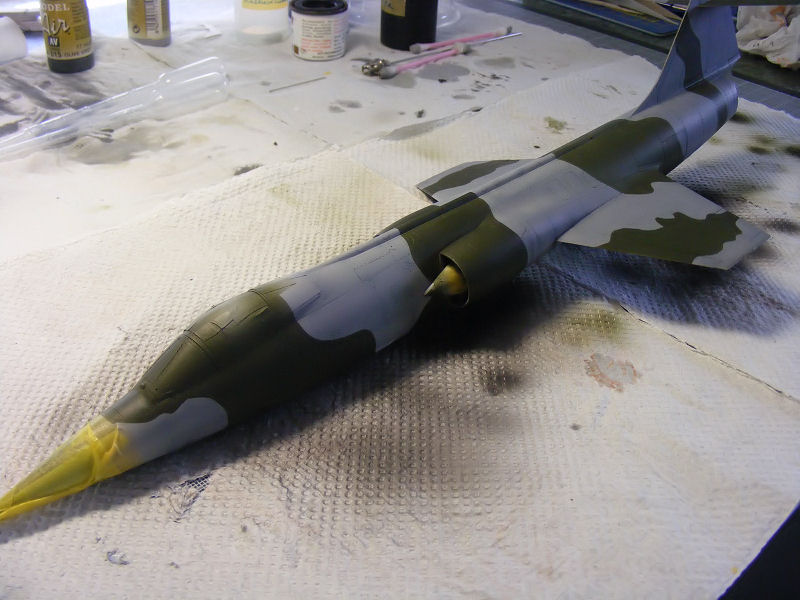 Hasegawa F-104G 1/48 - Page 2 Pictur14