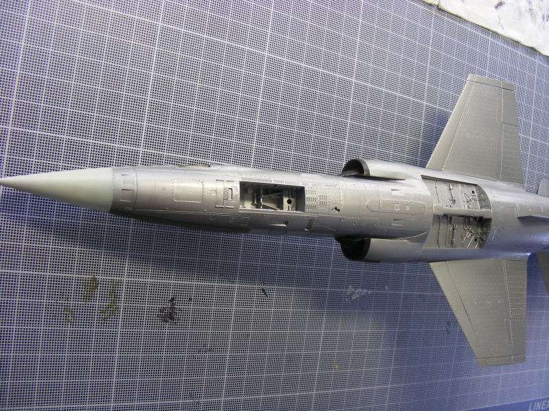 Hasegawa F-104G 1/48 - Page 3 Pictur22