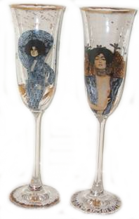 Le vin inspire les créateurs Flutes10