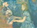 La musique dans la peinture - Page 2 Berthe11