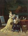 La musique dans la peinture Daele_10