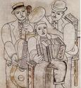 La musique dans la peinture Peintu10
