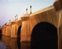 christo - Christo et Jeanne-Claude Pont10