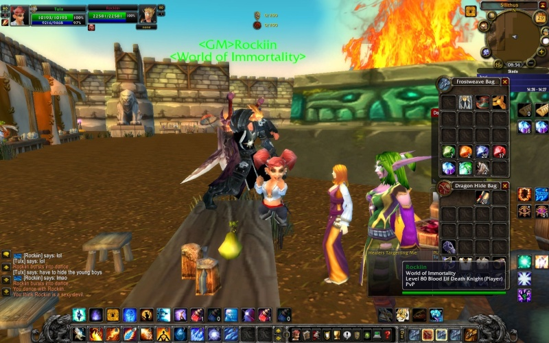 Thank you Rockin for our wonderfull guild house. Wowscr18