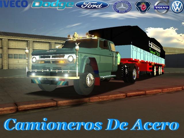 Camioneros-De-Acero