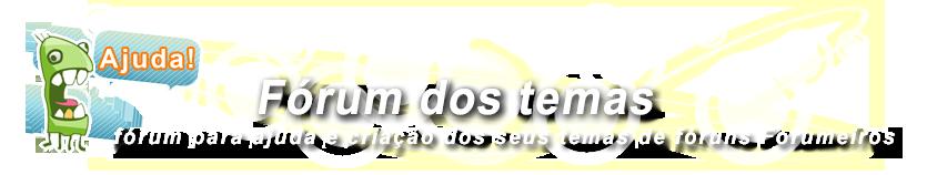 Publicação:Fórum dos Temas Logofd11