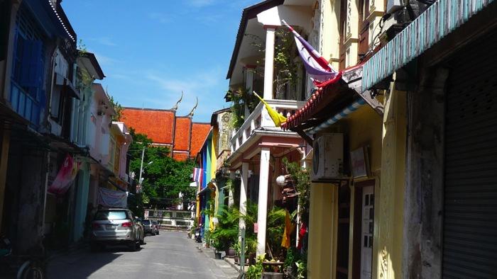 retour de phuket et raya P1080111
