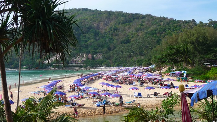 retour de phuket et raya P1080410