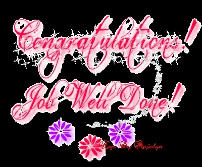 Congrats Little Roze on your 1000 and den 2000 posts;)) 26204710