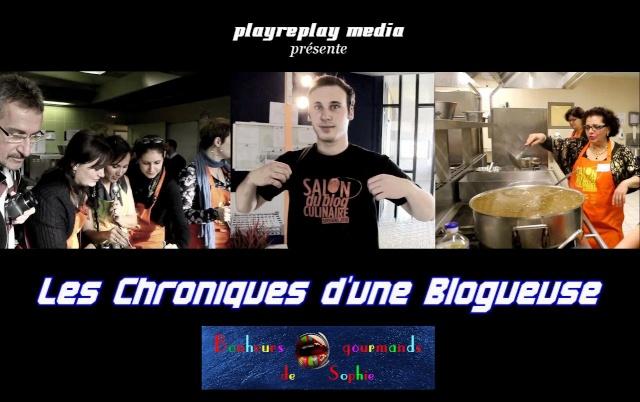 FILM du Salon du Blog Culinaire 2010 Affich10