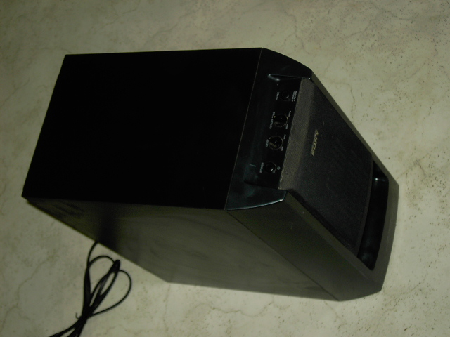 Vend Caisson de base SONY SA-W305 Active super woofer Pict0312