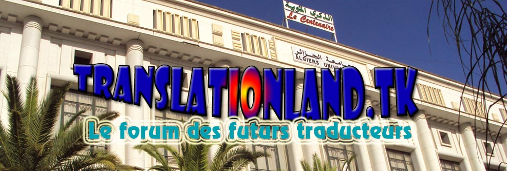 Traduction -DZ- Interpretariat