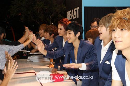 Photos du fan meeting à Singapour  10062518