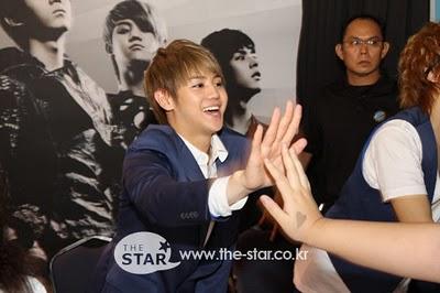 Photos du fan meeting à Singapour  10062523
