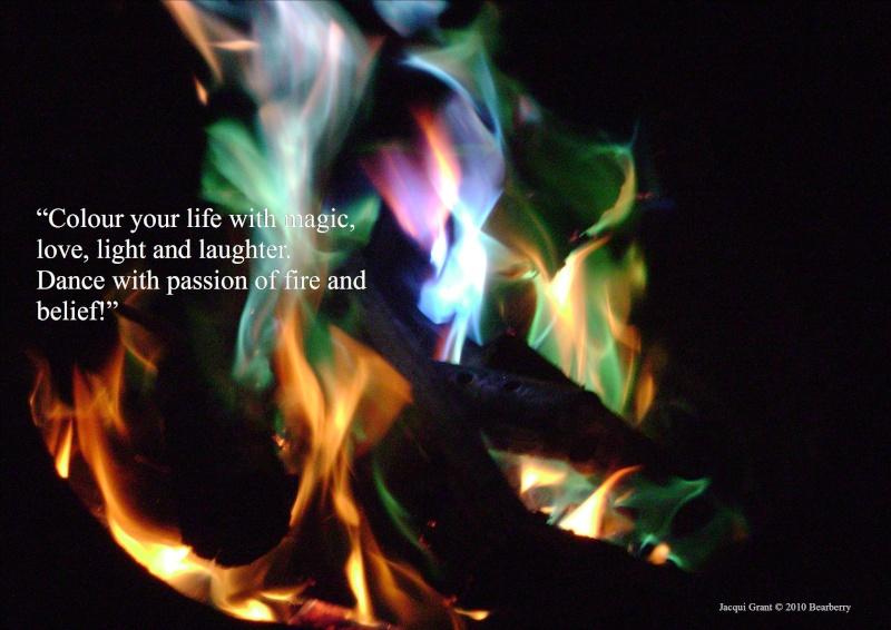 colour your life! Fire_o11