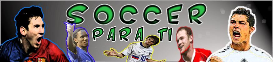 Soccer para ti Logo_s11