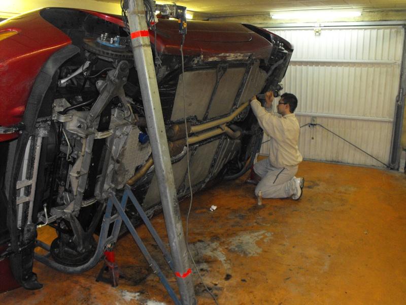 L'histoire hors du commun de ma corvette. 2010_010