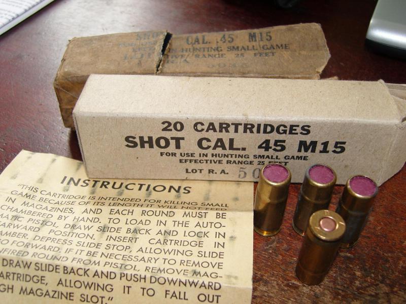 45 ACP WWII de survie 1_boit10