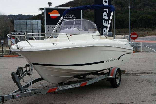 Jeanneau Cap Camarat 635 cc + Suzuki 200 DF Dsc07814
