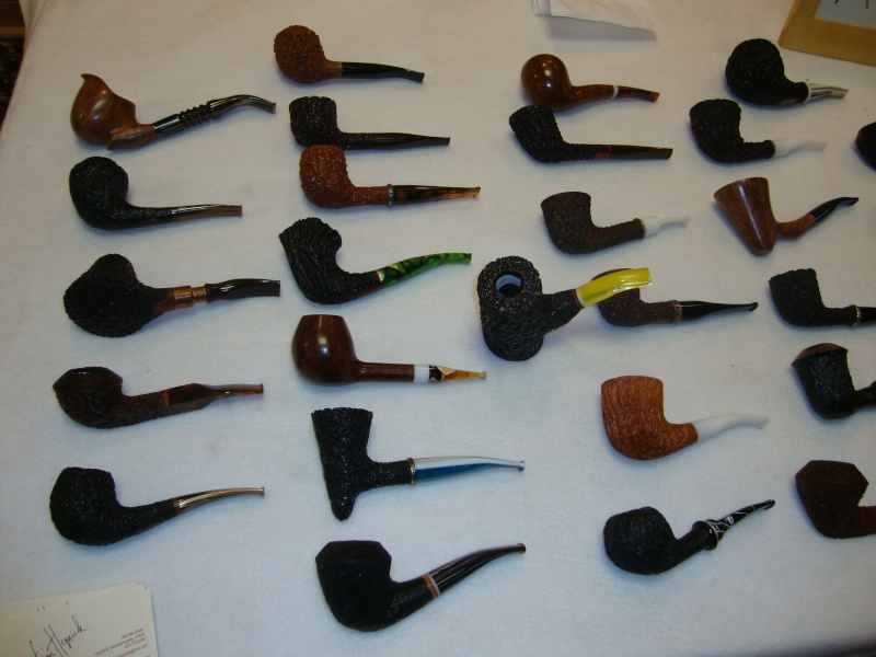 Photos from the NY Pipe Show 12/04/10 Dsc04513