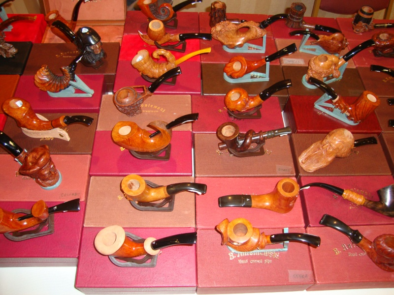 Photos from the NY Pipe Show 12/04/10 Dsc04616