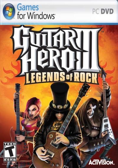 Guitar Hero 3 en Español para pc [ISO]  Legend10
