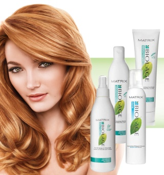 FREE Matrix Volumatherapie Shampoo and Conditioner Home10