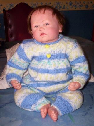 La boutique de Kath: tricots et confection textile pour reborns Reborn13