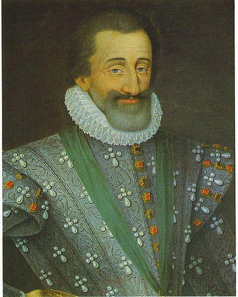 La mort d'Henri IV, il y a 400 ans, n'a jamais été vraiment élucidée ! 480px-10