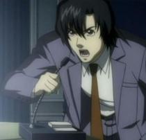 1) Les Personnages --- Le Death Note Idiot_10