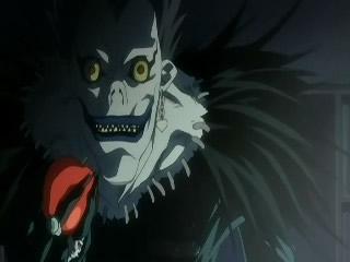 1) Les Personnages --- Le Death Note Joueur10