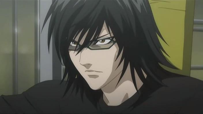 1) Les Personnages --- Le Death Note Loup_g10