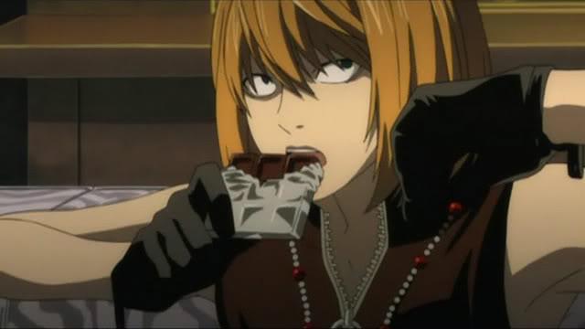 1) Les Personnages --- Le Death Note Manipu11