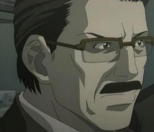 1) Les Personnages --- Le Death Note Pratre10