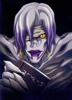 1) Les Personnages --- Le Death Note Voyant10