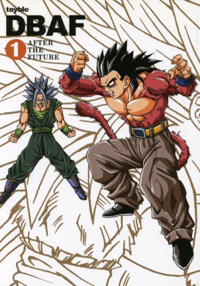Dragon Ball AF - manga Dragon10